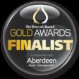 PJ Gold Award Finalist Badge