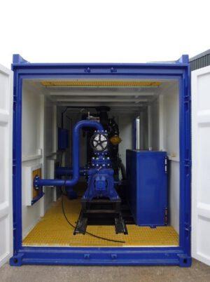 Diesel Driven Centrifugal Pump Set