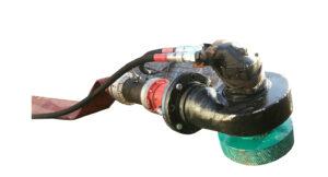 Submersible lift pump
