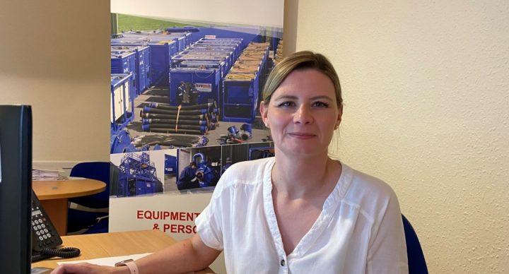Nicola Wilson Finance Manager Hiretech Limited