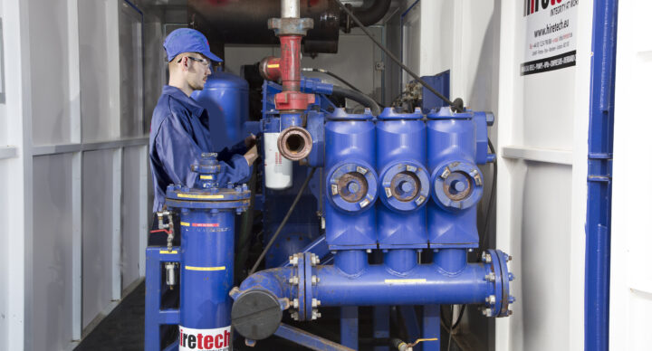 Pos Displacement Pump