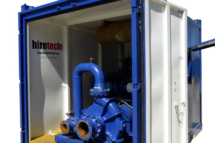 Cooling Water and Fire Pump HTP21