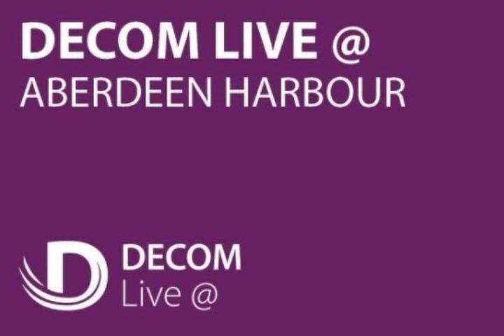 Decom North Sea Decom Live 2020