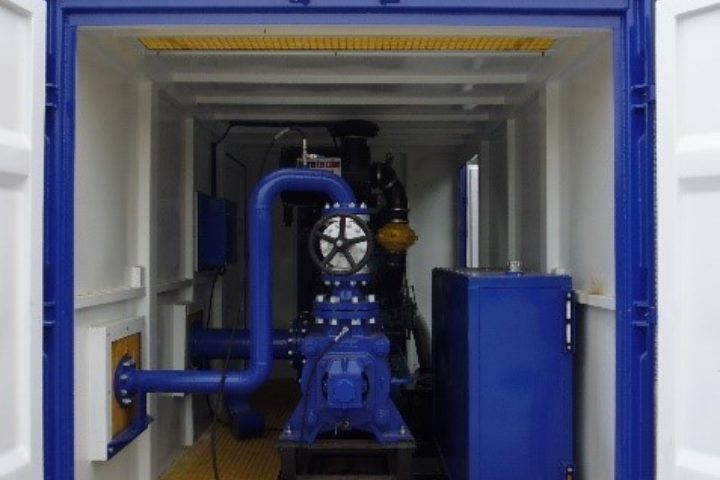 Diesel Driven Centrifugal Pump Set