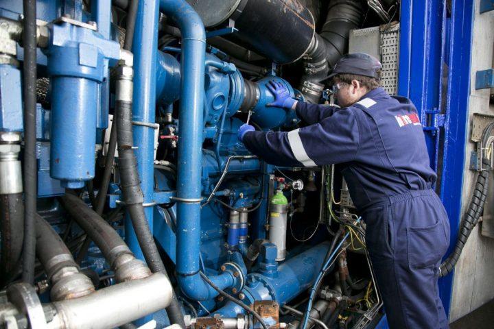 Enhancing the rental fleet High Powered Zone II Triplex Pumps