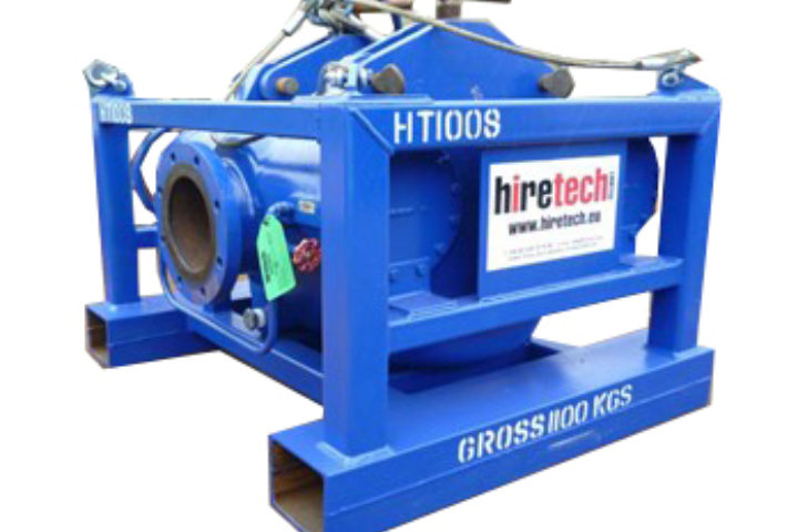 HT1008 8 Inch D Type Suction Strainer