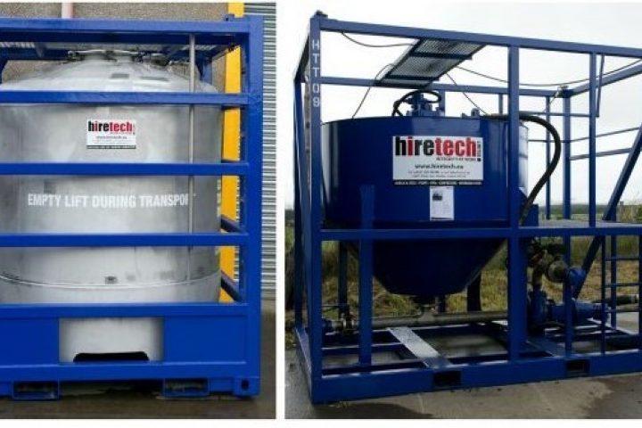 Hiretech Blender and Mixer Tanks