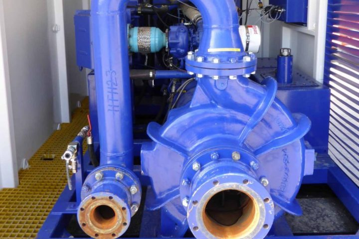 Hiretech Cooling Water Fire Pumps