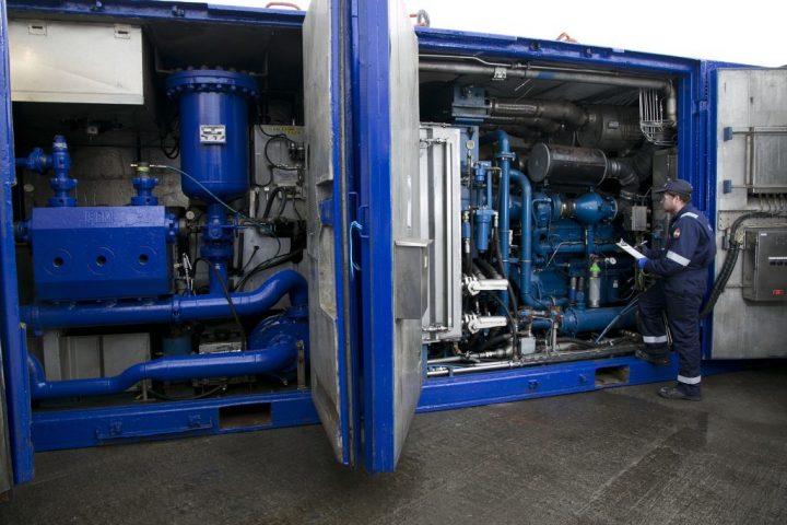 Hiretech High Power Zone 2 Triplex Pump