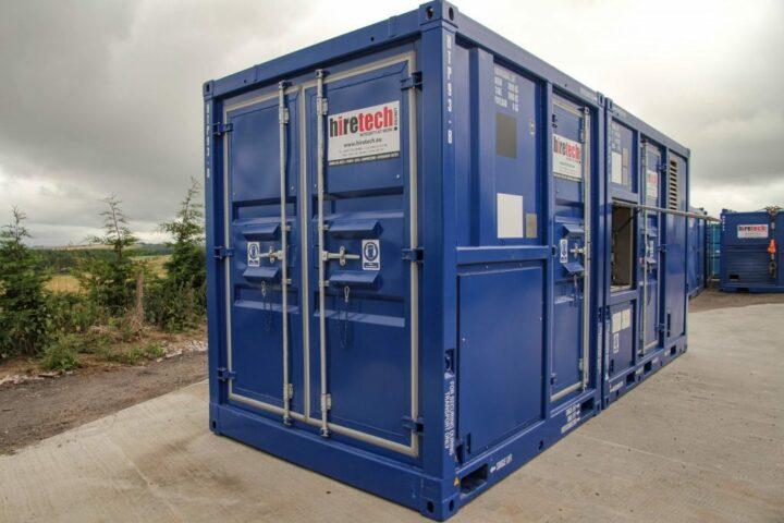 Hiretech Lightweight Zone 2 Well Service Pump