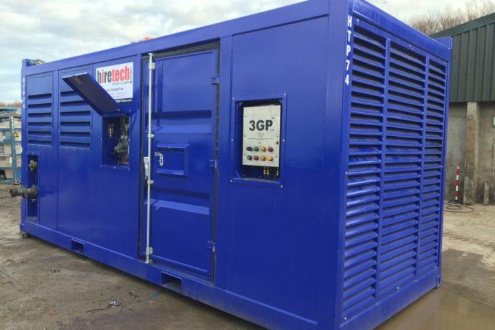 Hiretech Limited Well Service Pump