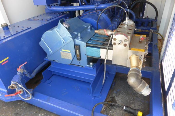 Hiretech Triplex Pumps