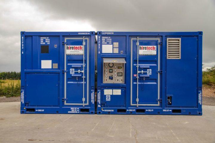 Hiretech Zone 2 Well Service Pump