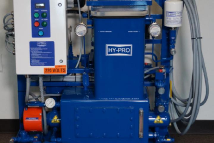 Compact/Mobile Vacuum Dehydration Oil Purification Unit