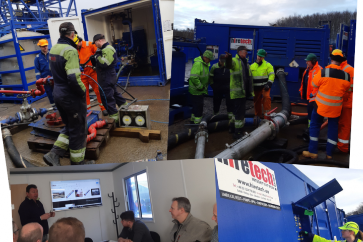 Personnel Training at Hiretech