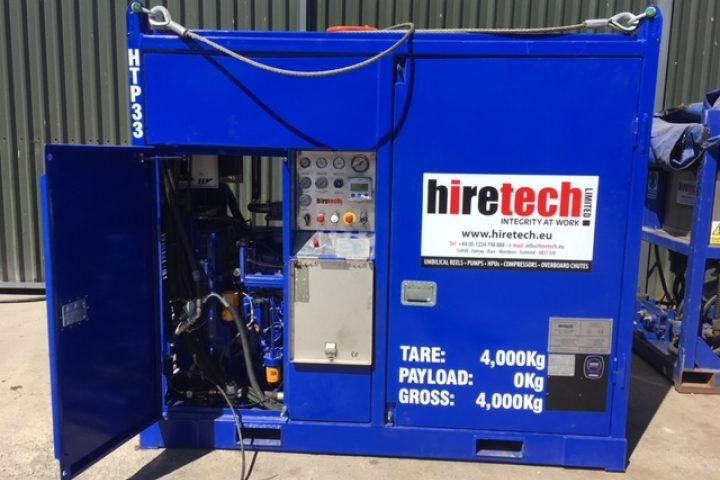 Zone 2 Diesel Driven HPU