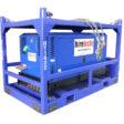 Safe Area Diesel Driven 400 CFM 10 BAR Air Compressor