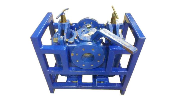 4 Inch Duplex D Type Suction Strainer