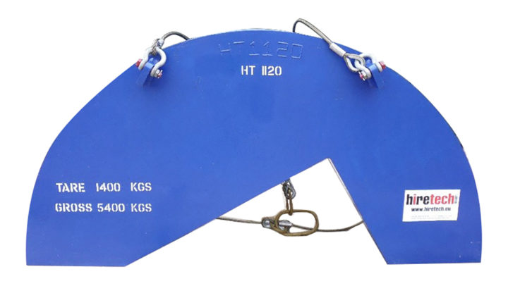 4 Inch Overboard Chute HT120