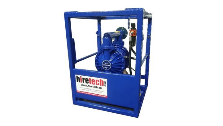 Air Operated 16 Bar Double Diaphragm Pump