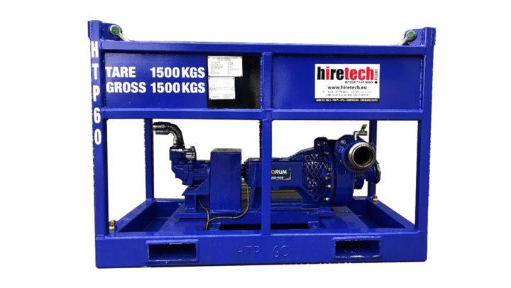Zone 1 Hydraulic Driven Centrifugal Pump HTP60