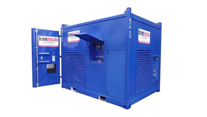 Zone 2 Diesel Driven 460 LPM HPU HTP22