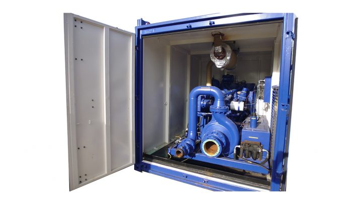 Zone 2 Diesel Driven Centrifugal Fire Pump