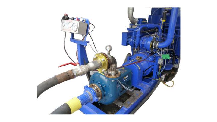 Zone 2 Diesel Driven Centrifugal Pump Set