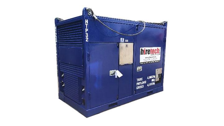 Zone 2 Diesel Driven HPU HTP32